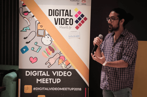 Digital Video Meetup