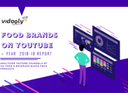 Food Brands on YouTube 2018-19