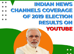 Indian News Channel Coverage on YouTube