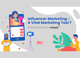 Influencer Marketing - A Vital Marketing Tool