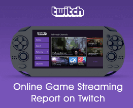 Online Game Streaming Report on Twitch