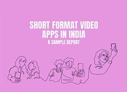 Short Format Video Apps in India