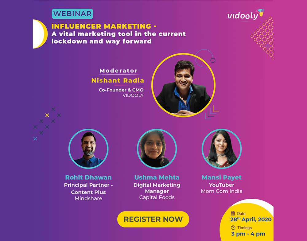 Influencer Marketing: A vital marketing tool